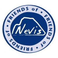 The friends of Nevis charity logo